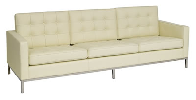 Florence Knoll sofas on The Apprentice