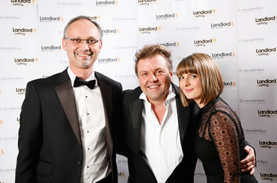 Base Furnishings at the Landlord & Lettings Awards